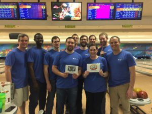 Junior Achievement Bowling Challenge
