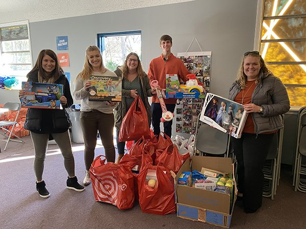 Oaktree Ministries Toy Drive