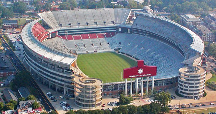Ua Bryant Denny Stadium Expansion Lbyd Engineers