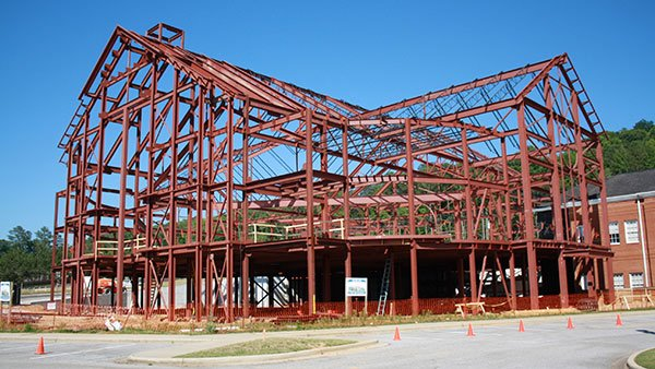 Structural engineering asbury umc lbyd engineers for I need a structural engineer